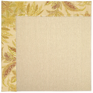 Capel Zoe Beach Sisal 2009 Tan Area Rug