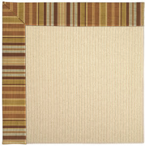 Capel Zoe Beach Sisal 2009 Button Mushroom Area Rug