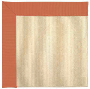 Capel Zoe Beach Sisal 2009 Sorrel Area Rug