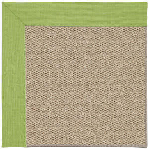 Capel Inspirit Champagne 2015 Green Grass Area Rug