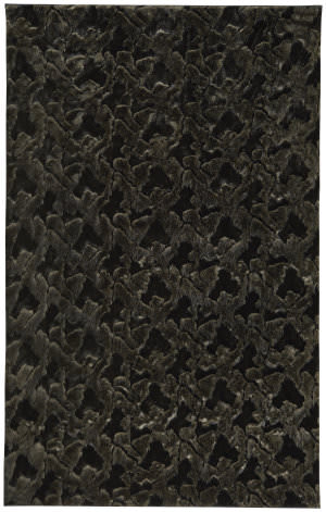 Capel Cozy Shag 2039 Coal Area Rug
