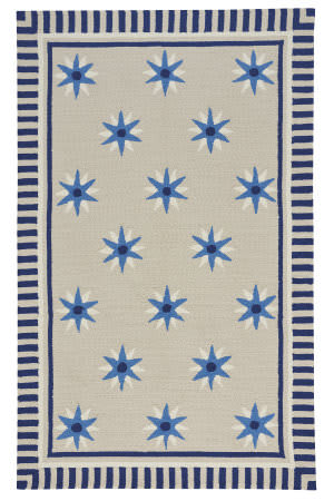 Capel Anthony Baratta Radius 2335 Light Tan Area Rug