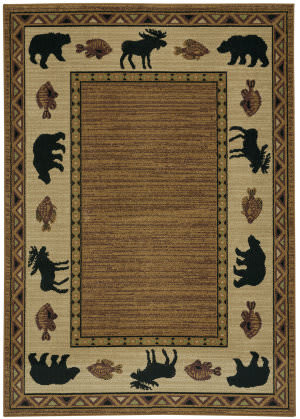 Capel Cottage Grove 2365 Coffee Area Rug
