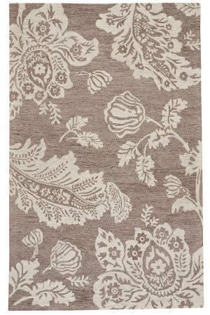 Capel Williamsburg Everett 2563 Dark Tan Area Rug