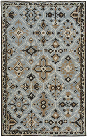 Capel Mountain Home 3059 Sky Blue Area Rug