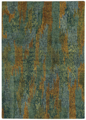 Capel Water Carrier 3151 Caribbean Area Rug