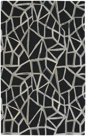 Capel Splinter 3296 Ebony Area Rug