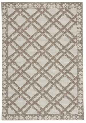 Capel Williamsburg Elsinore Bamboo Trellis 4724 Wheat Area Rug