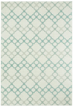Capel Kevin O'brien Elsinore Santorini 4731 Blue Area Rug