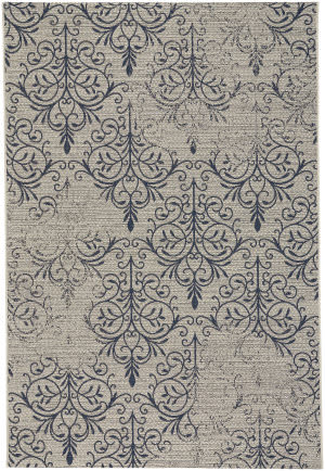 Capel Elsinore Heirloom 4736 Midnight Blue Area Rug