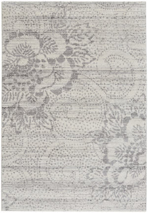 Capel Channel 4742 Grey Area Rug