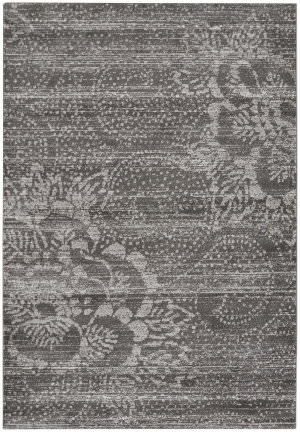 Capel Channel 4742 Dark Grey Area Rug