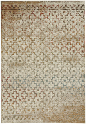 Capel Jacob Mission 4820 Persimmon Area Rug
