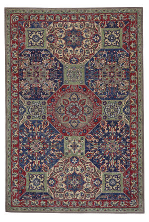 Capel Taylor Panel 6982 Multitones Area Rug