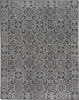 Capel Colrain 9157 Coal Area Rug