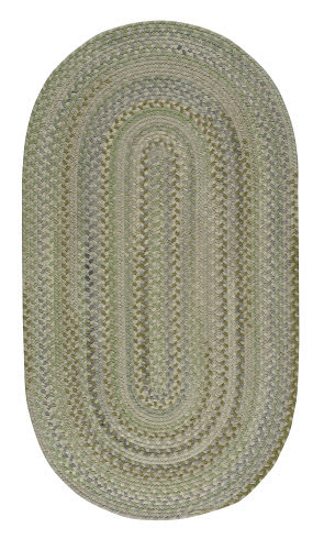 Capel Melange 0226 Green Area Rug