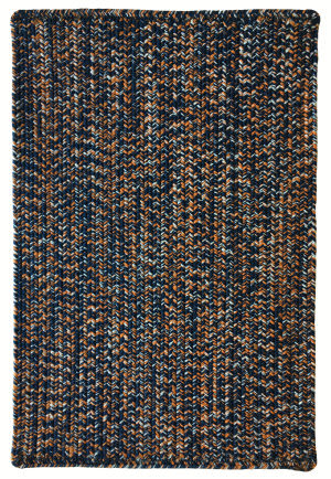 Capel Team Spirit 0301 Navy Orange Area Rug