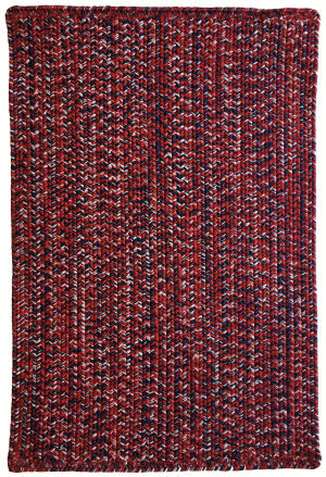 Capel Team Spirit 0301 Crimson Navy Area Rug