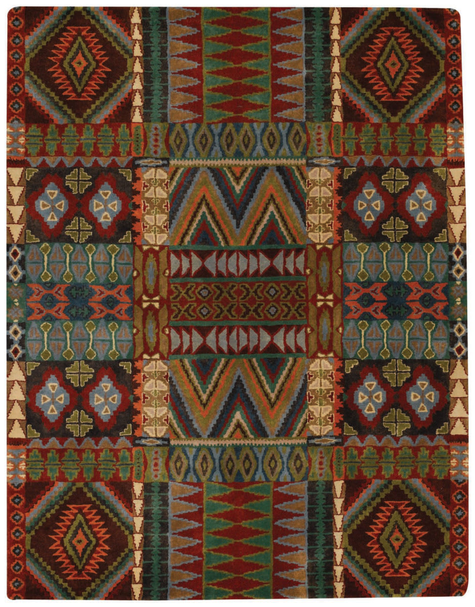 Capel Big Horn 3055 Multi Rug Studio