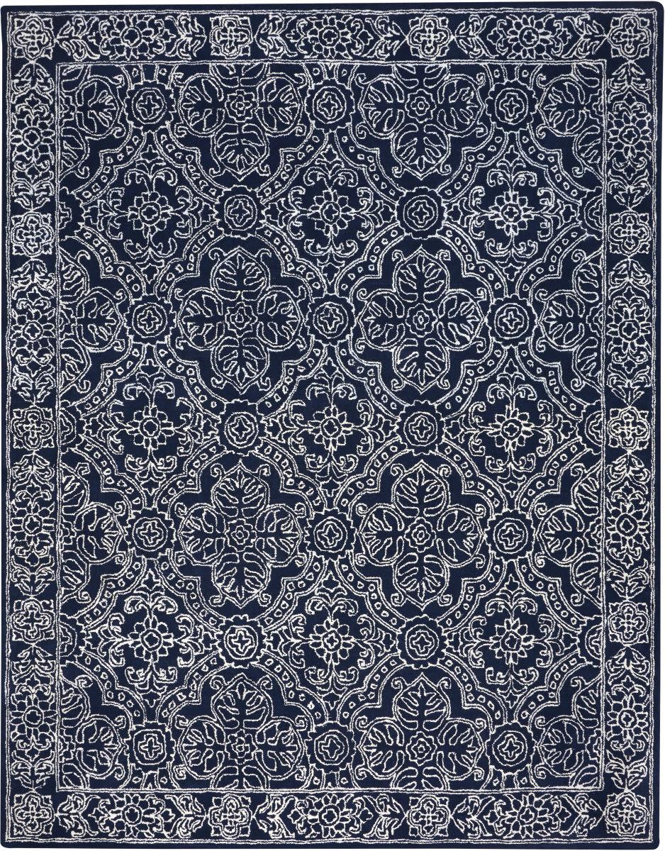 Capel Colrain 9157 Dark Blue Rug Studio