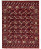 Capel Biltmore Plantation Treasure 1112 Deep Red Area Rug