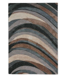 Capel Gravel-Wave 2442 Kyanite Area Rug