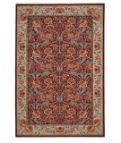 Capel Kindred-Nouveau 3451 Cardinal Cream Area Rug