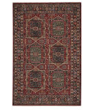 Capel Kindred-Qashqai 3453 Cardinal Indigo Area Rug