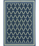 Capel Biltmore Elsinore-Lattice 4698 Midnight Blue Area Rug