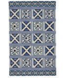 Capel Williamsburg Clinton 9220 Blue Area Rug