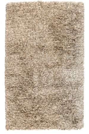 Classic Home The Ritz Shag 3002 Natural Area Rug