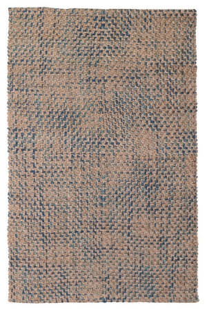 Classic Home Ladera 3004 Navy - Turquoise Area Rug
