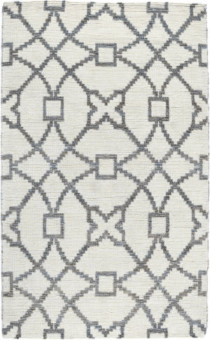 Classic Home Marlow 3004 Ivory - Blue Area Rug