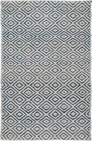 Classic Home Artemis 3006 Ivory - Sapphire Area Rug