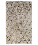 Classic Home Diamond Ritz Shag 3002 Light Grey Area Rug