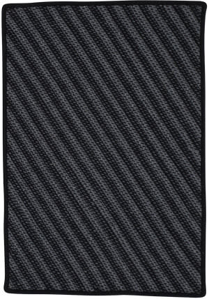 Colonial Mills Blue Hill Bi11 Black Area Rug