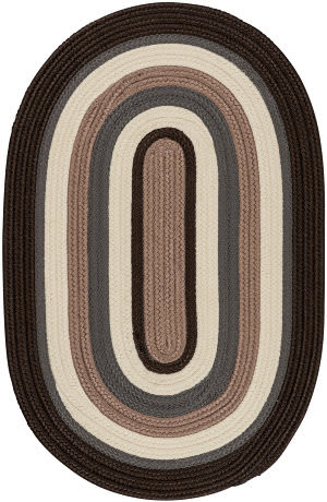 Colonial Mills Brooklyn Bn19 Brownstone Area Rug