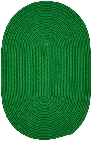 Colonial Mills Boca Raton Br60 Leaf Green Area Rug