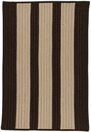 Colonial Mills Boat House Bt89 Brown Area Rug
