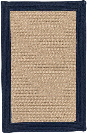 Colonial Mills Bayswater By53 Navy Area Rug