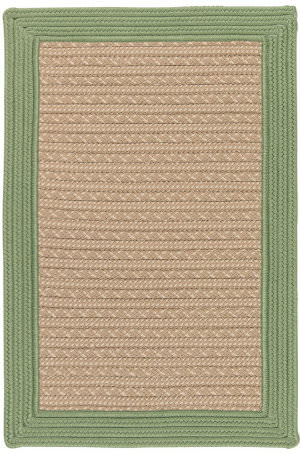 Colonial Mills Bayswater By63 Moss Green Area Rug
