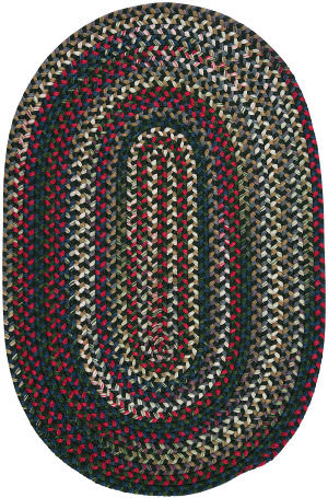Colonial Mills Chestnut Knoll Ck67 Thyme Green Area Rug