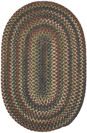 Colonial Mills Cedar Cove Cv19 Gray Area Rug