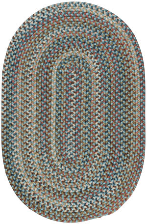 Colonial Mills Cedar Cove Cv29 Light Blue Area Rug