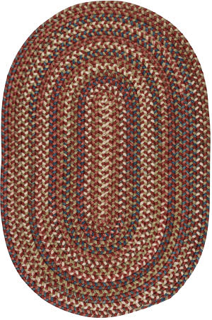 Colonial Mills Cedar Cove Cv79 Rust Area Rug