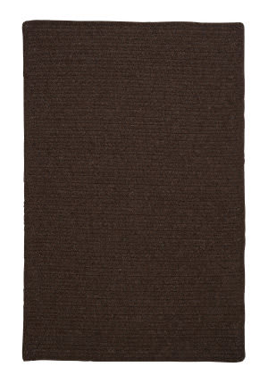 Colonial Mills Courtyard Cy64 Cocoa Area Rug