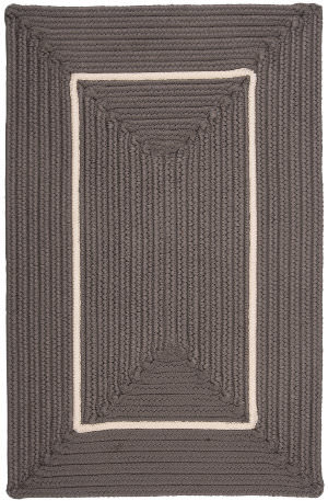 Colonial Mills Doodle Edge Fy42 Gray Area Rug