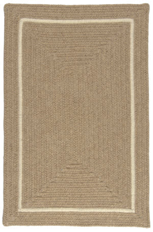 Colonial Mills Shear Natural En33 Muslin Area Rug
