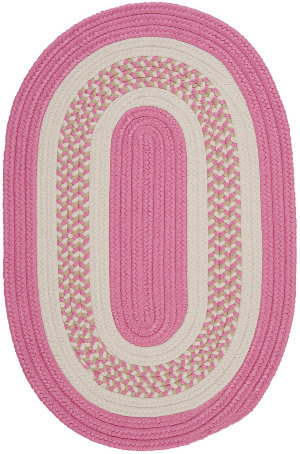 Colonial Mills Flowers Bay Fb21 Pink Area Rug