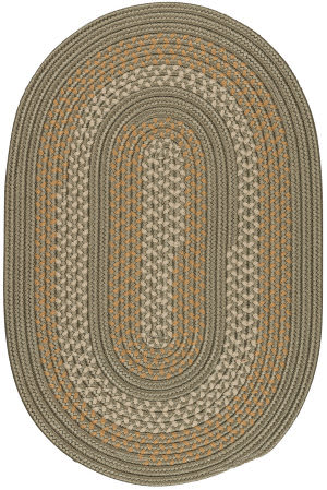 Colonial Mills Georgetown Gt60 Olive Area Rug